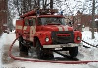 Автомобиль насосно-рукавный АНР-40(130)-127Б на шасси ЗИЛ-431412 #3208 ИВН. Иваново, улица Багаева
