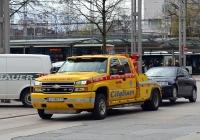 Эвакуатор на базе Chevrolet Silverado 3500, #SL Help 3. Австрия, Зальцбург