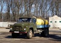 Автоцистерна для пищевых жидкостей на шасси автомобиля ЗиЛ-431412 #АВ 9186 ВІ. Винницкая область, Крыжополь, Пионерская улица