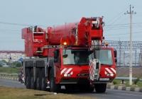 АвтокранTerex-Demag AC-200-1 # Н 560 АМ 31. Белгородская область, г. Алексеевка, улица Тимирязева
