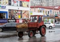 Самоходное шасси Т-16МГ #02605 КС . Киев, Оболонский проспект