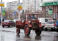 Самоходное шасси Т-16МГ #02605 КС. Киев, Оболонский проспект