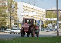 Самоходное шасси СШ-2540 #00996 КС. Киев, бульвар Дружбы Народов