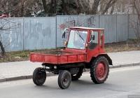 Самоходное шасси СШ-2540 #00996 КС. Киев, Лыбедская площадь