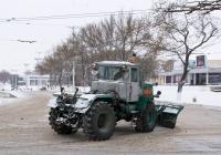 Трактор Т-150К #822 ТА. Приднестровье, Тирасполь, Площадь Суворова