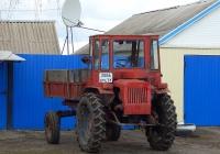Самоходное шасси Т-16МГ # 3086 ЕМ 31. Белгородская область, Красногвардейский район, с. Сорокино