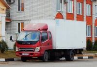 Изотермический фургон на шасси Foton Ollin #Н 151 КМ 71. Белгородская область, г. Алексеевка, улица Маяковского