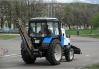 Цепной экскаватор ЭЦУ-150 на базе трактора Беларус-82.1  #8932 КТ 24. Красноярский край, Железногорск, Андреева