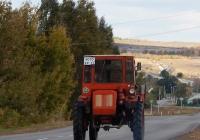 Самоходное шасси Т-16МГ #4010 ЕР 31. Белгородская область, Ровеньский район, с. Нагольное