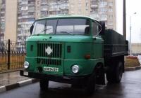 Самосвал IFA W50L #М 8854 БЕ. Белгородская область, г. Губкин, ул. Воинов - Интернационалистов