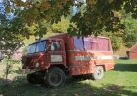 Автомобиль на шасси ГАЗ-66-12 . Закарпатская область, с. Лазещина