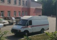 Автомобиль скорой медицинской помощи ГАЗ-СМ-330210  #008-62 НР. Запорожье, Южное шоссе