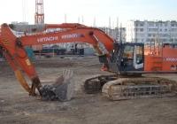 Экскаватор Hitachi Zaxis 450LC. Севастополь