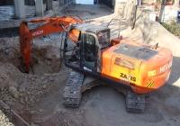 Экскаватор Hitachi Zaxis 200LC #16524 КН. Севастополь