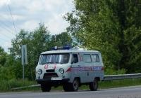 Автомобиль скорой помощи УАЗ-3962*  #К 117 СУ 31. Белгородская область, г. Валуйки, улица Энергетиков