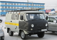 Автомобиль УАЗ-39099, #Е 419 МА 03. Бурятия, Улан-Удэ