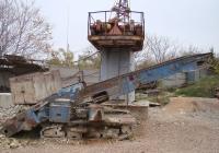 Породопогрузочная машина 2ПНБ2. Севастополь