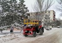 Подъёмник на шасси Т-16МГ. Приднестровье, Тирасполь, улица Юности