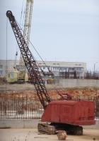 Экскаватор KM-602A. Севастополь