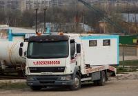 Эвакуатор на шасси DAF LF*  #Н 866 СС 31. Белгородская область, г. Алексеевка, Южный переулок