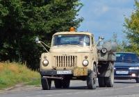 Автотопливозапрвщик модели 3609 на шасси ГАЗ-52-04 #С 175 КК 31. Белгородская область, Красногвардейский район, с. Засосна