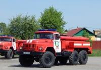 Пожарная автоцистерна на базе АРС-14, шасси ЗИЛ-131 #Т 295 ТТ 31. Белгородская область, г. Алексеевка, улица Лермонтова