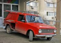 ВАЗ-2801 Электро #АК 7179 АК. Крым, Алушта, Октябрьская улица