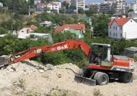 Экскаватор O&K MH PLUS #04111 АК. Севастополь