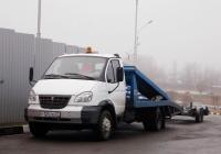 Автовоз на шасси ГАЗ-3310 «Валдай» # Н 124 ТК 31. Белгородская область, г. Алексеевка, улица Ленина