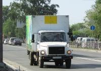 Фургон промтоварный на шасси ГАЗ-3307 #О 122 ЕМ 54. Новосибирская область, Бердск, Вокзальная улица