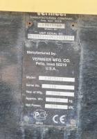 Заводская табличка установки горизонтально направленного бурения Vermeer Navigator D36x50 #Т 2894 КМ. Севастополь