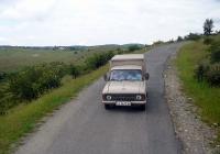 Развозной фургон ИЖ-2715-01  #А 5670 АН. Болгария, Бургас