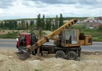 Экскаватор-планировщик UDS-114  на шасси Tatra 815 #9830 КРА. Севастополь