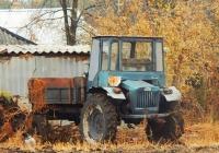 Самоходное шасси Т-16МГ # 4911 КХ. Курская область, Советский район, д. Петропавловка