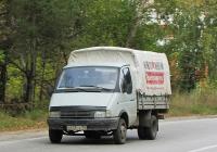 """Автомобиль ГАЗ-33021 """"Газель"""" #О 638 УЕ 54. Новосибирск, Баганская улица"""