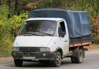 """Автомобиль ГАЗ-33021 """"Газель"""" #О 731 РМ 54. Новосибирск, Баганская улица"""