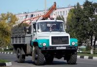 Бурильная установка БКМ-317 на шасси  ГАЗ-3308 «Садко» #М 009 ХМ 31. Белгородская область, г. Алексеевка, улица Пушкина
