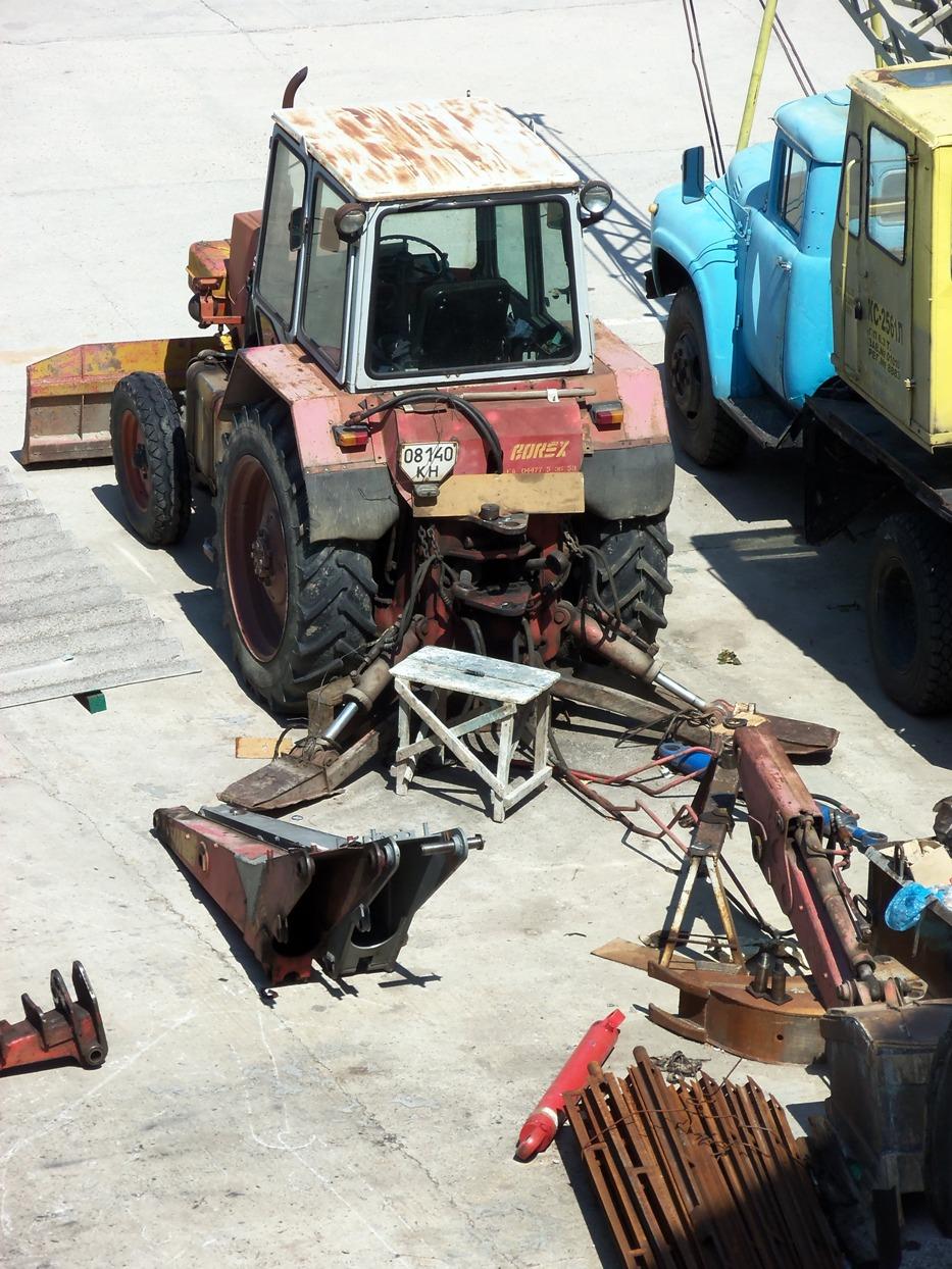 Экскаватор ремонт своими руками 278