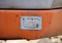 Заводская табличка экскаватора Zhenyu ZYL160 #Т 5120 КМ. Севастополь