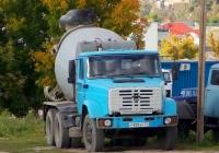 Бетоносмеситель СБ-92В на шасси ЗиЛ-133Д42 # Р 908 ВР 31. Белгородская область, г. Алексеевкаи, Южный переулок