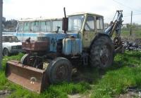 Экскаватор-бульдозер ЭО-2621А на базе трактора ЮМЗ-6Л #32-75 ЗШ тр-р. Севастополь