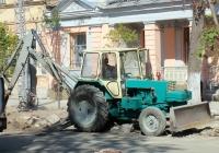 Экскаватор-бульдозер ЭО-2621В-2 на базе трактора ЮМЗ-6КЛ #Т 2891 КМ. Крым, Симферополь