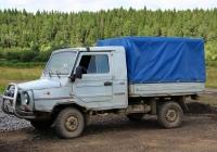 Автомобиль ЛуАЗ-13021 #А 531 РТ 174. Челябинская область, Нязепетровск