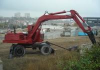 Экскаватор ЭО-3323 #Т 4577 КМ с гидромолотом. Севастополь