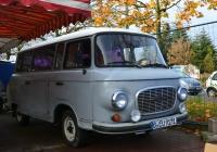Микроавтобус Barkas B1000 #B EU 9171. Германия, Берлин
