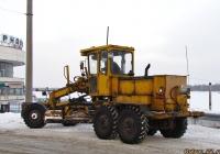 Автогрейдер ДЗ-180А #8198 АА 22. Алтайский край, Барнаул, площадь Баварина
