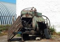 Прицепная компрессорная установка #69-06 БМ. Белгородская область, Корочанский район, с. Бехтеевка