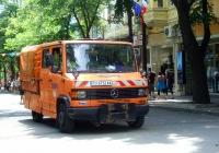 Автомобиль комунальных служб Mercedes-Benz T2 #СА 6732 АА. Болгария, Бургас