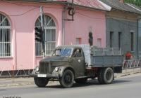 Автомобиль ГАЗ-51А. #Д 3062 ІК. Закарпатская область, г. Ужгород