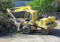 Экскаватор Атек-881 #Т 9729 ДП. Севастополь